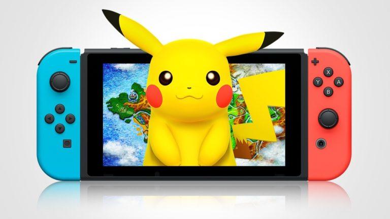 Pokémon Let's Go Pikachu e Eevee podem ser anunciados até o dia 31 de Maio 1