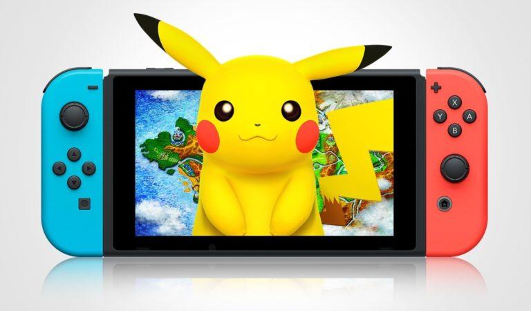 Pokémon RPG para o Switch não será um remake e terá diversos novos Pokemon