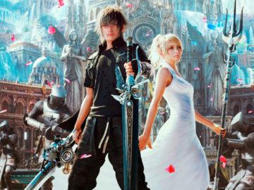 Final Fantasy XV receberá conteúdos extras até 2019 5