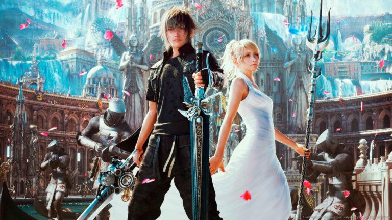 Final Fantasy XV alcança a marca de 7,7 milhões de unidades em todo o mundo 1