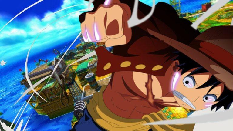 Diversas novas imagens de One Piece: World Seeker são divulgadas 1