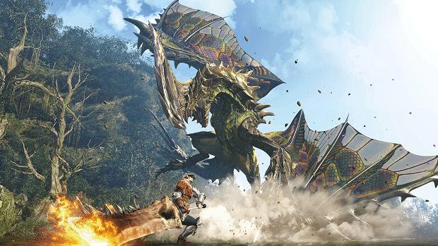 Beta de Monster Hunter World já está disponível para Download