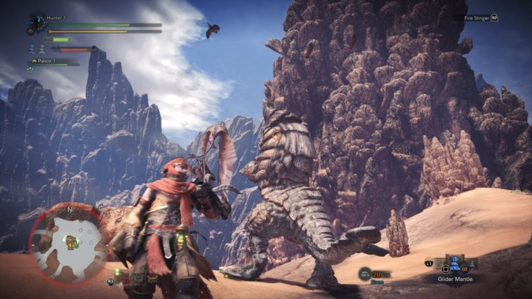 World disponível para PlayStation 4 e Xbox One — Monster Hunter