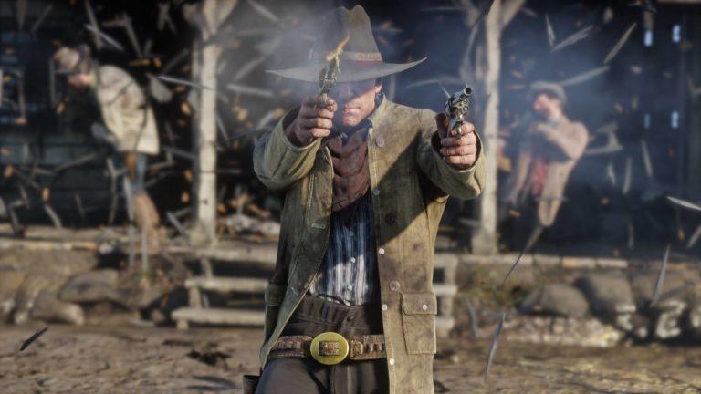 Red Dead Redemption 2 com modo Battle Royale