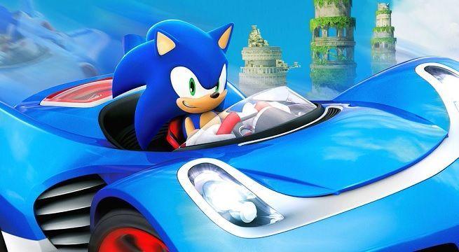 SEGA revela três novos pilotos para Team Sonic Racing 1