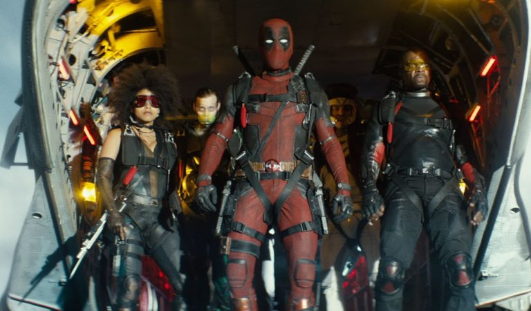 CONFIRAM O  NOVO TRAILER DE DEADPOOL 2!!!