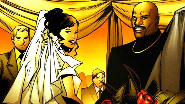 Dica de HQ: O Casamento de Luke Cage e Jessica Jones