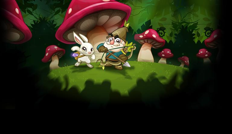Após 4 anos de desenvolvimento jogo de plataforma Mushroom Guardian chega ao IOS 1