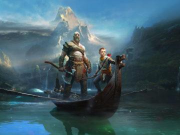 Será lançado um card Game de God of War 10