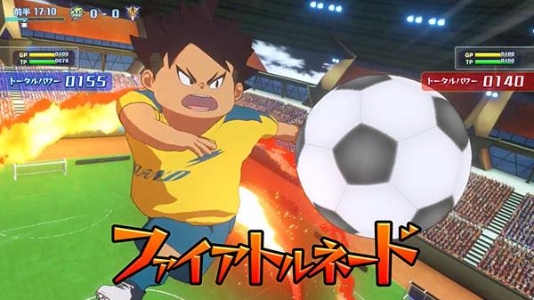 Veja o trailer japones de Inazuma Eleven Ares