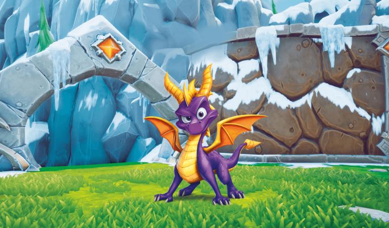 Veja diversos vídeos com gameplay de Spyro Reignited Trilogy   Direto da Gamescom 2018