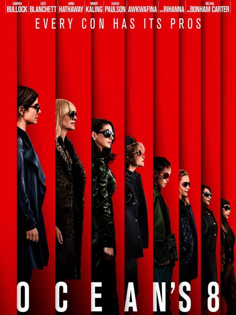 Novo filme de Sandra Bullock, 8 Mulheres e Um Segredo. (TRAILER) 1