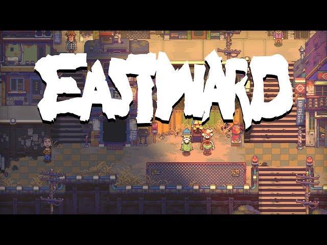 Eastward é um novo jogo ao melhor estilo aventura dos anos 90 com RPG 1