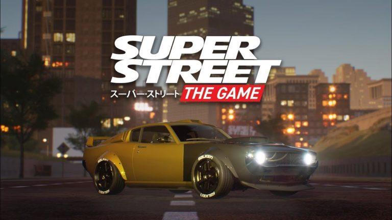 Super Street: The Game chega no dia 07 de agosto; jogo é focado na construção de carros 1