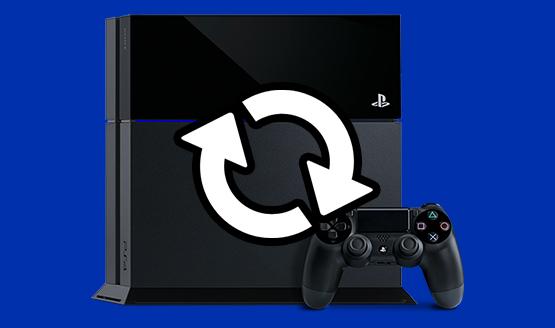 PS4 atualização 8.0