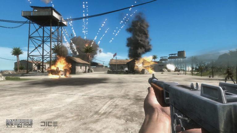 Battlefield 1943 é o novo jogo retrocompatível com o Xbox One 1