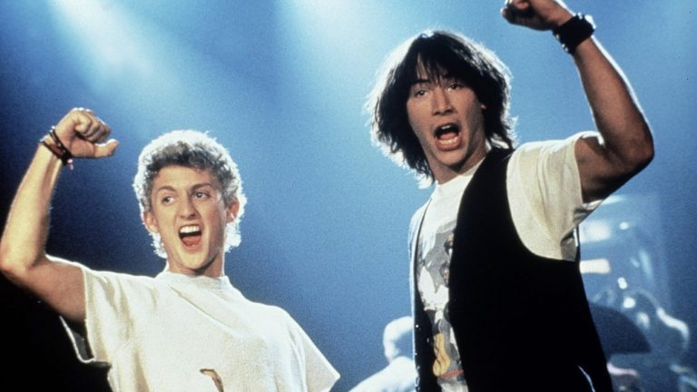 Bill & Ted 3 é confirmado com Keanu Reeves e Alex Winter