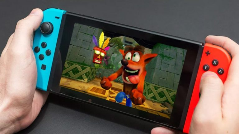 Crash Bandcoot  N'Sane Trilogy já está liberado para pré venda no Switch 1