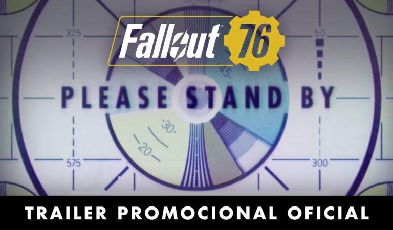 Bethesda anuncia Fallout 76; veja trailer promocional