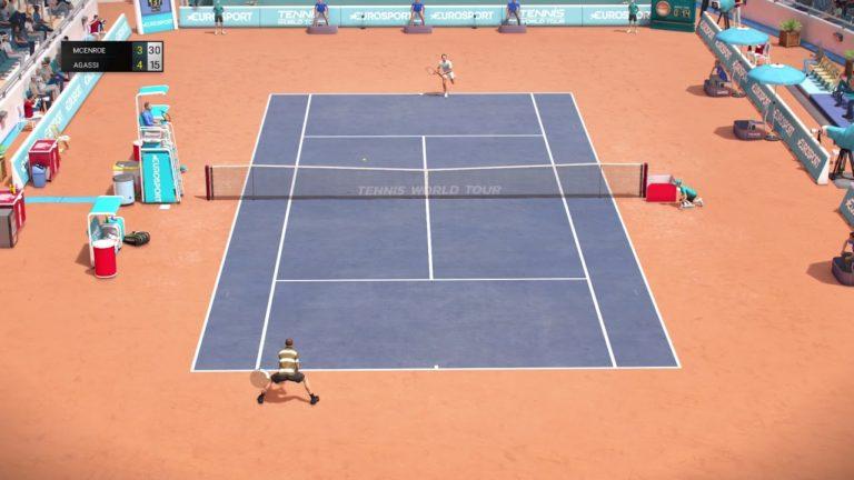 Tennis World Tour já tem data de lançamento! 1