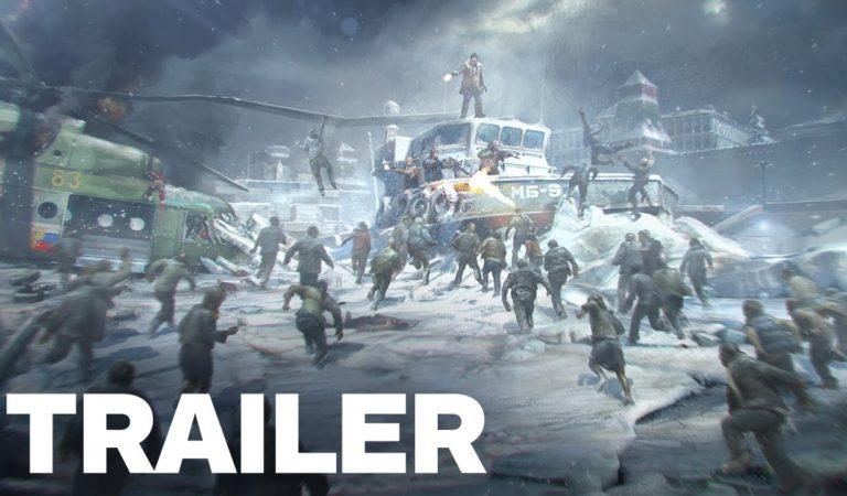 World War Z recebe um novo trailer com gameplay
