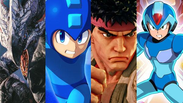 Capcom revelou a sua Line-Up para a E3 2018 1