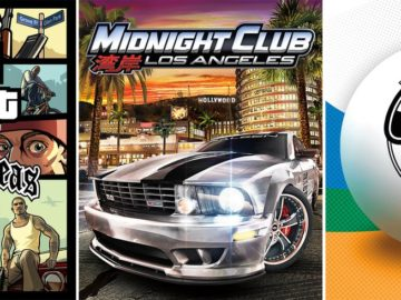 GTA San Andreas, Midnight Club: LA e Table Tennis chegam para a retrocompatibilidade do Xbox One 5