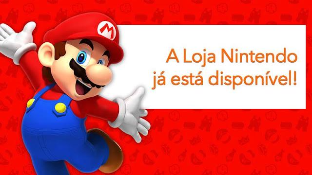Nintendo inaugura loja virtual no Brasil; saiba como comprar os jogos! 1