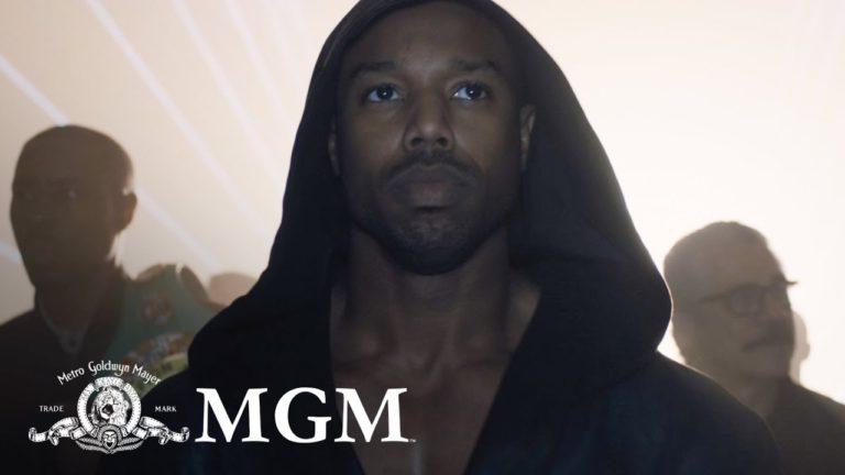 Warner Bros divulga o primeiro trailer de Creed 2 1