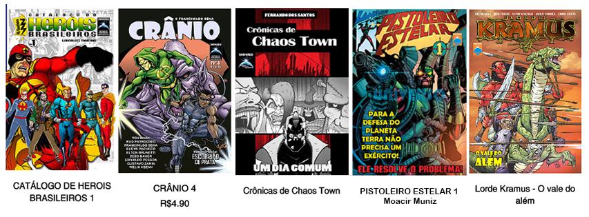 Quadrinhos Nacionais | Editora Universo anuncia encerramento de suas atividades 4