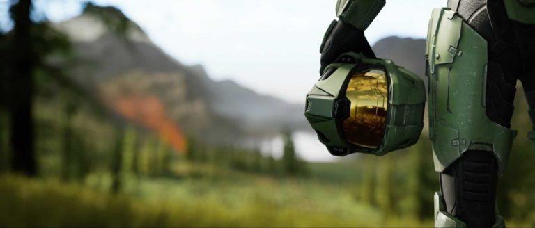 Veja a capa oficial de Halo Infinite 1