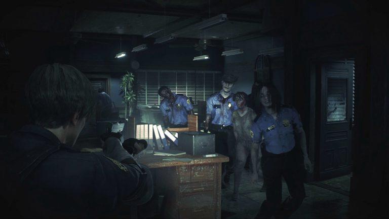 Confira diversos novos detalhes de Resident Evil 2 Remake 1