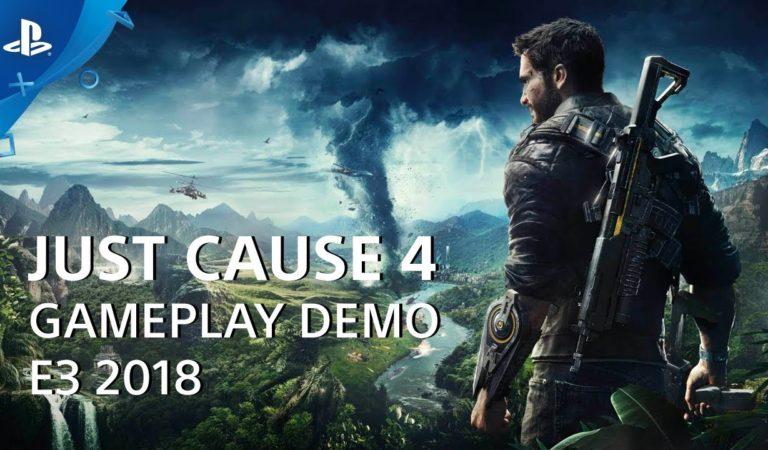 Confira diversos vídeos com gameplay de Just Cause 4