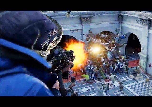 World War Z tem o seu primeiro gameplay revelado