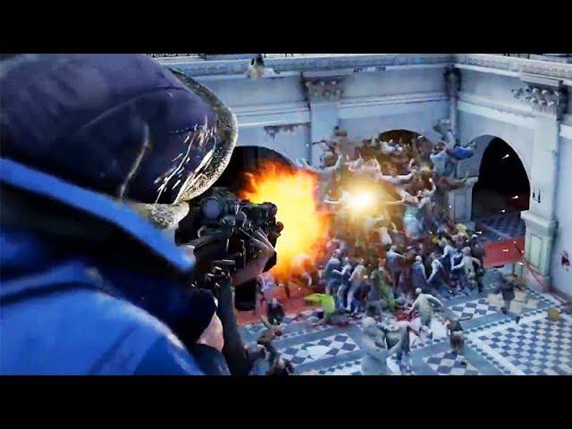 World War Z tem o seu primeiro gameplay revelado 1