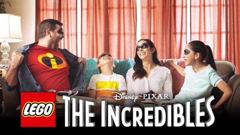 Veja o trailer de lançamento de Lego The Incredibles 1