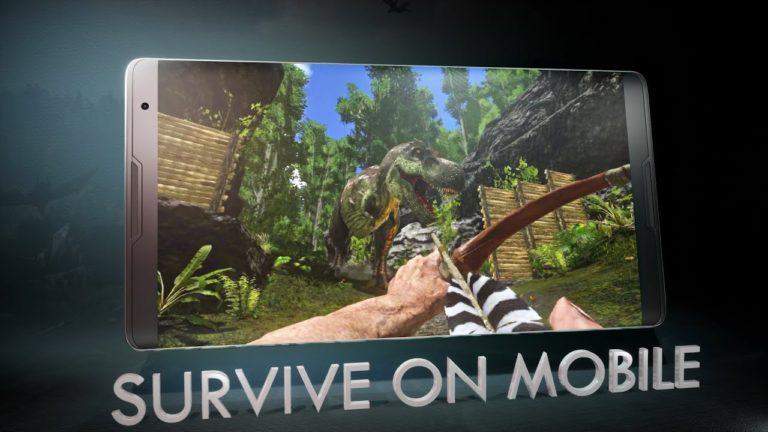 Ark: Survival Evolved chega no dia 14 de Junho para iOS e Android 1