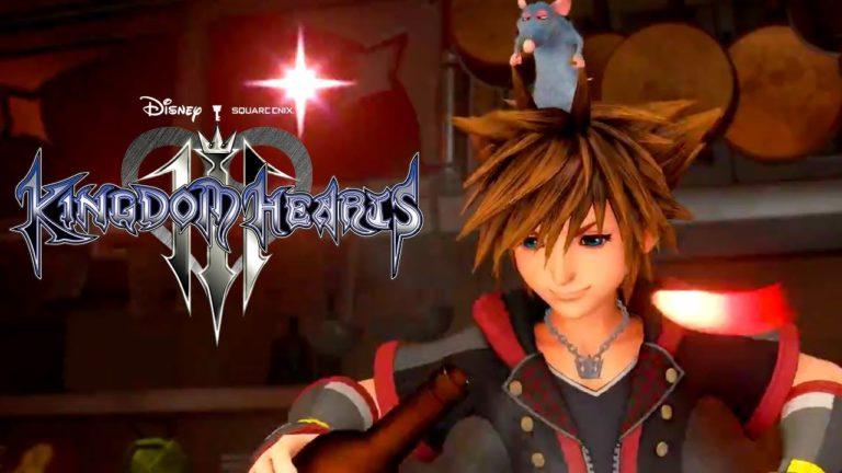 Kingdom Hearts 3 terá conteúdos extras sem Season Pass 1