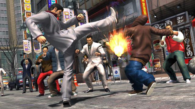 Diversas novas imagens de Yakuza 3 Remaster 1