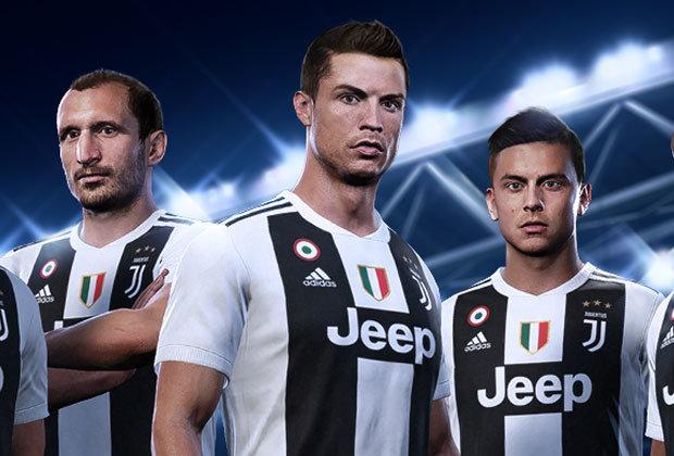 Novo trailer de FIFA 19 tem Cristiano Ronaldo na Juventus 1