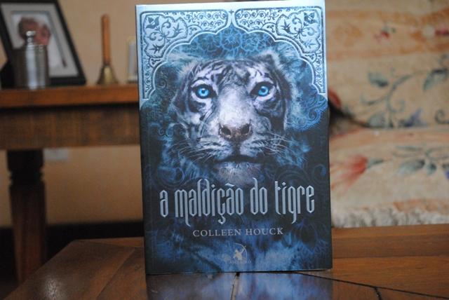 Dica Literária - A Maldição do Tigre
