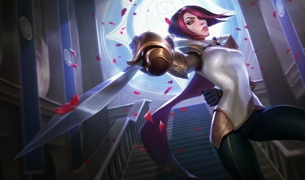 Guia de pro build para Fiora em League of Legends 1