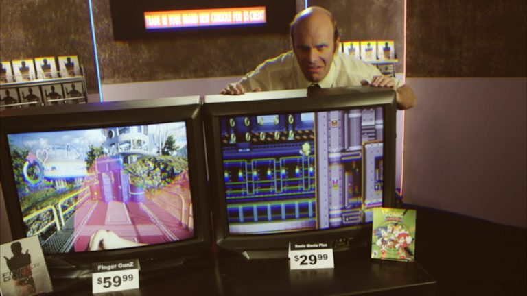 SEGA apresenta trailer retrô de Sonic Mania Plus 1