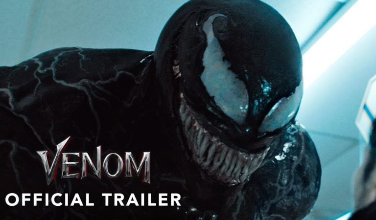 Sony Pictures divulga novo trailer do filme Venom