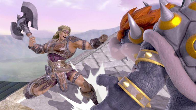 Super Smash Bros. Ultimate terá crossover com a série Castlevania 1
