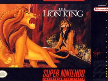 Retrô Game - The Lion King 18