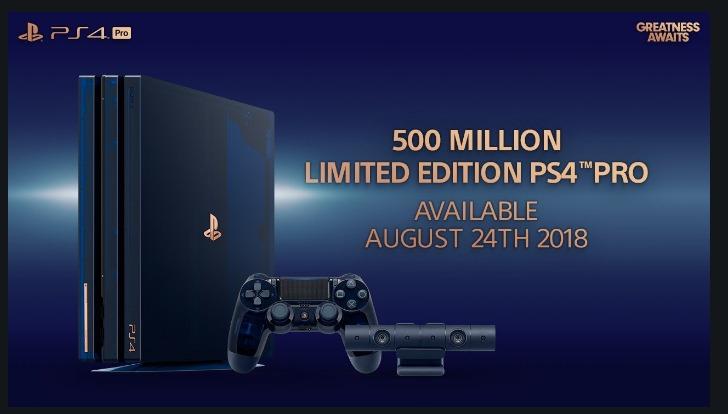 Playstation alcança a marca de mais de500 milhões de unidades vendidas em todo o mundo! 1