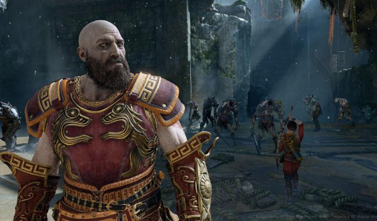 Veja detalhes do New Game Plus que chega hoje para God of War