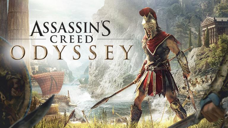 Veja doze minutos de gameplay de Assassin's Creed Odyssey 1
