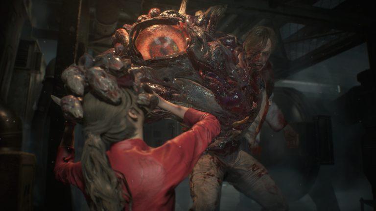 Claire Redfield esta de volta em Resident Evil 2 | Novas imagens 1